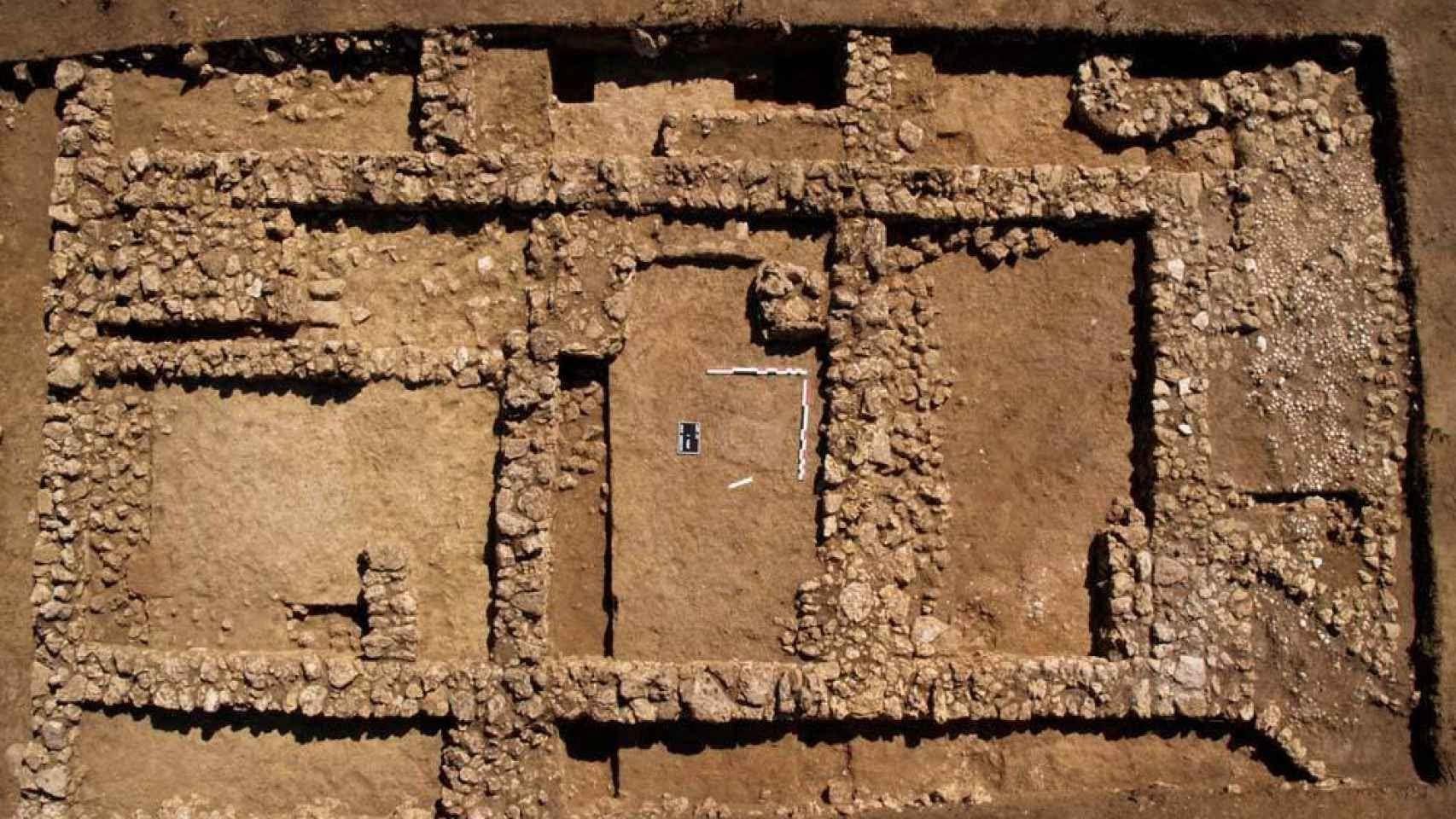 El yacimiento de Alcorrín es uno de los recursos arqueológicos más relevante de Andalucía