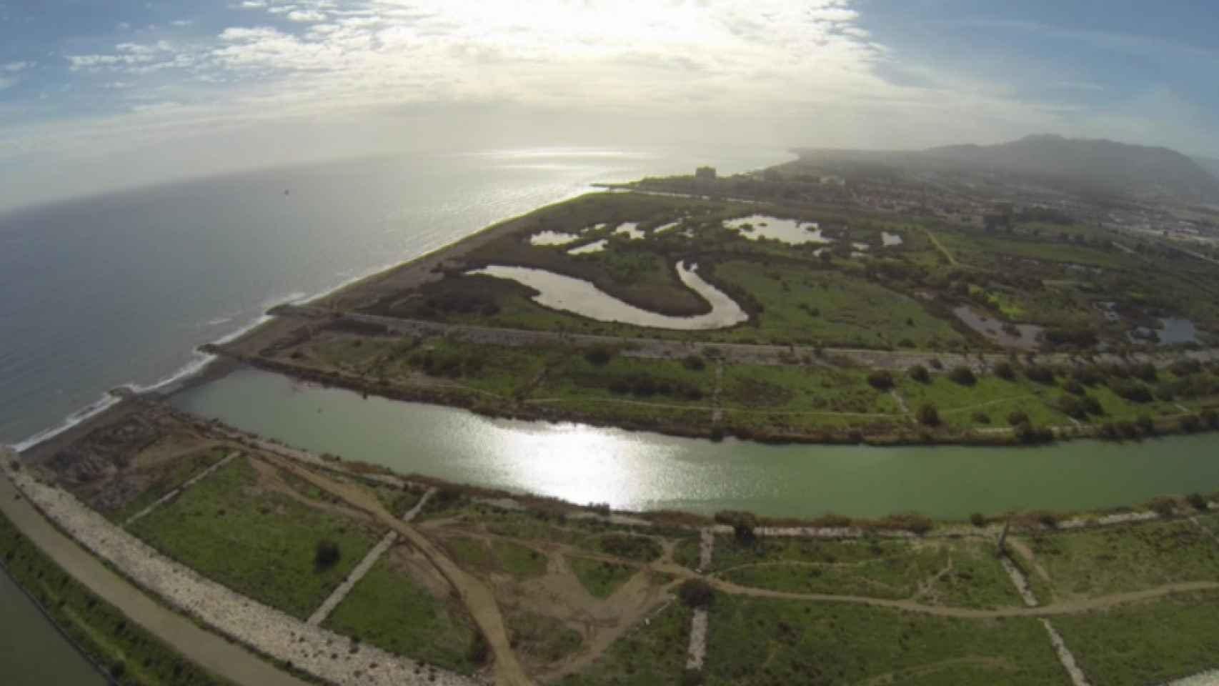 En el estuario del Guadalhorce existen evidencias de poblaciones fenicias